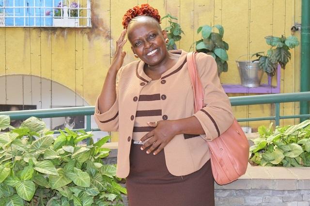 Kamotho ex wife 2 - Meet lawyer KAMOTHO WAIGANJO's Maasai ex-wife(PHOTOs)