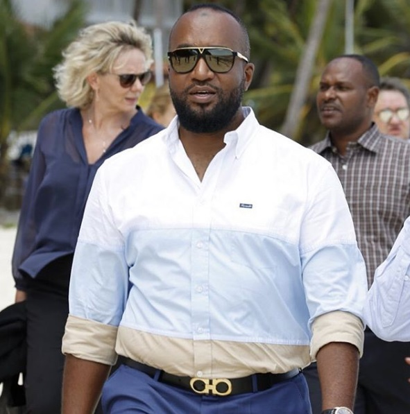 What Mombasa Governor HASSAN JOHO is doing with the FBI, CIA and DEA in the US