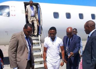 Ababu in Somalia