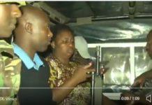 Malindi MP Aisha Jumwa arrested