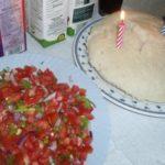 Ugali Birthday Cake