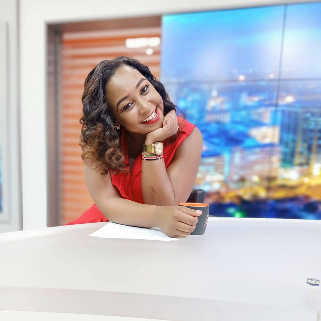 Betty Kyallo smiling 1024x1024 - You live in Lavington and there isn't food at home! Betty Kyallo trolled