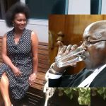 SARAH WAIRIMU and Court of Appeal Judge SANKALE OLE KANTAI