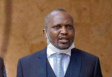 Moses Kuria resurfaces