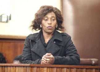 Former school principal Jane Muthoni sentenced to 30 years in prison for murdering her husband in 2016, Nakuru court rules.