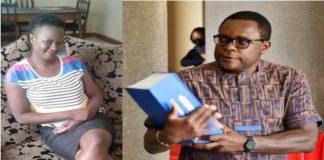Speaker Ken Lusaka and clande Side Girl Scandal